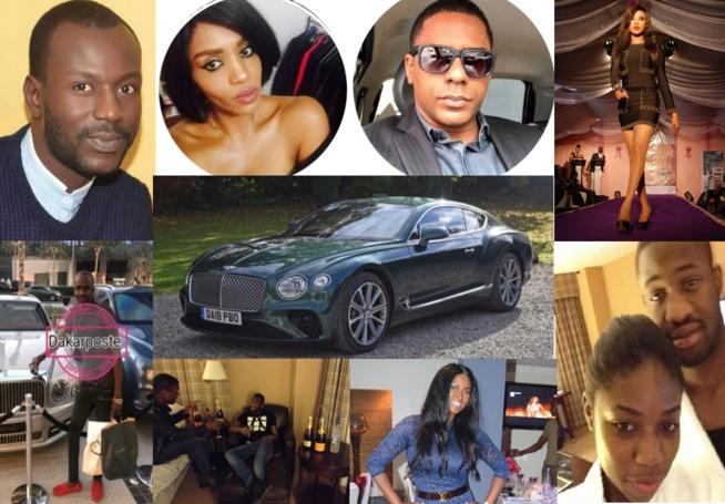 RECAP MORT DE HIBA THIAM: Comment Dame Amar et cie sont tombés, sa femme enceinte, l'appel du notaire et le benteley, Amadou Niane le receleur, Akim le trafiquant recherché
