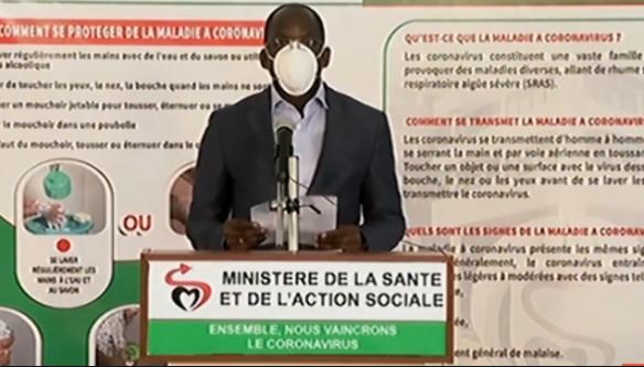 Covid-19: Le Sénégal enregistre 7 nouveaux cas positifs, dont 5 communautaires