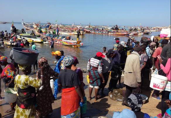 Coronavirus Sénégal: La souffrance déjà visible chez les petits métiers à Mbour
