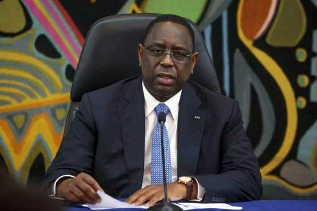 Plan de contingence du Covid-19 : Macky Sall demande le règlement rapide des factures d'eau et d'électricité
