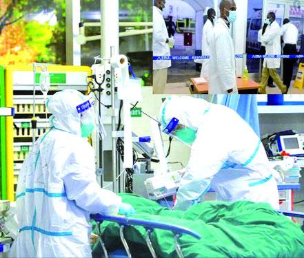 Situation du coronavirus à Touba : Plus que deux malades sous traitement