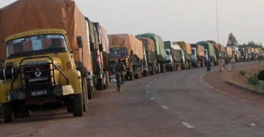 L'Etat paie 6 milliards pour le transport des vivres !