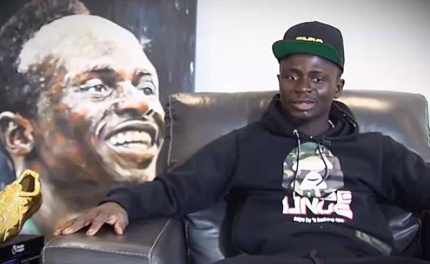 Sadio Mané révèle son équipe de rêve à cinq, avec trois africains mais sans Ronaldo.