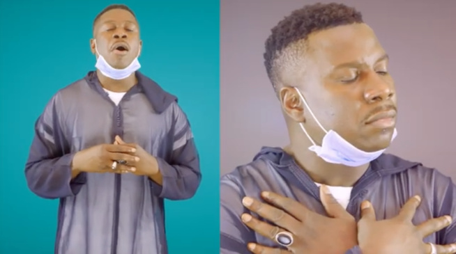 Djiby Drame & Maman Cherie CoronaVirus - Officiel Video