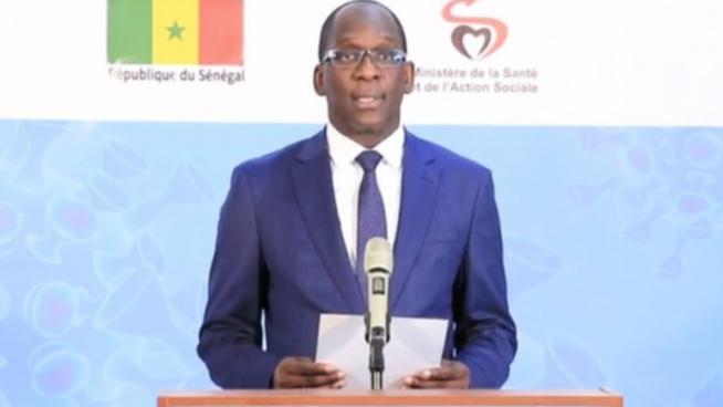 Suivez en direct la situation du Covid-19 au Sénégal du Mardi 14 avril. (Ministère de la Santé)