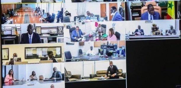 Communiqué du Conseil des ministres du 15 avril 2020