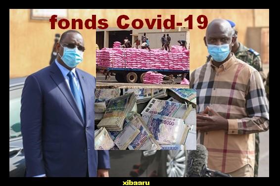 Aide alimentaire : Le Président Macky Sall vole au secours de son beau-frère