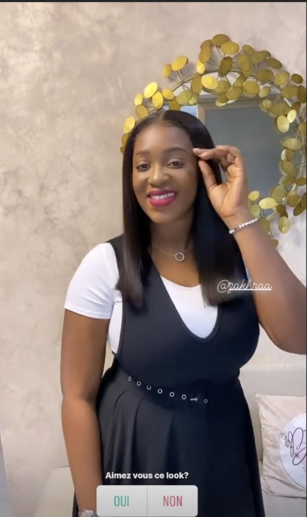 """Fatou Zahra Mbow la """"Awo"""" de Cheikhou Kouyaté! Toujours sublime et radieuse"""