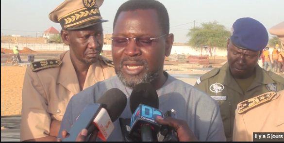 DR Mamadou DIENG, Medecin-chef du district de Diourbel : « Les deux nouveaux cas communautaires sont dans un état stable »