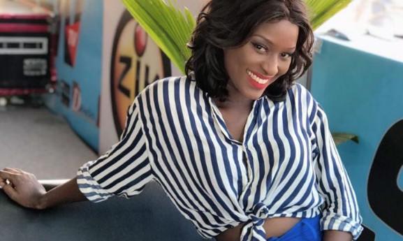 Amy Diana Ndoye modèle et animatrice à la Sentv,et ses trois tentatives de dépigmentation