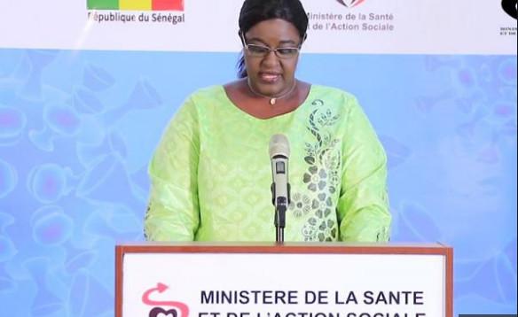 Coronavirus: Le Sénégal enregistre 10 nouveaux cas positifs, dont 5 cas contacts et 5 autres de la transmission communautaire