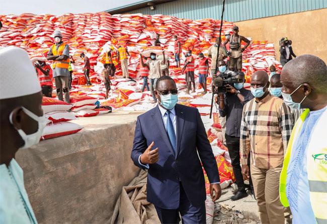 Distribution de l'aide alimentaire: l'Union du monde rural récuse le Registre national unique