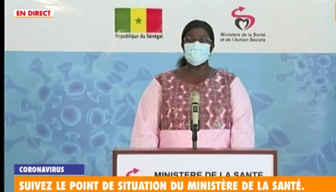 Urgent – Coronavirus : 35 nouveaux cas enregistrés au Sénégal, ce mardi 21 avril