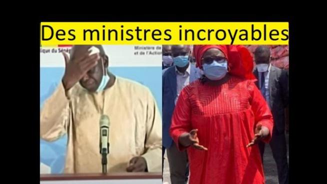 Après La Gifle De Mansour Faye…Aminata « Assome » Les Sénégalais