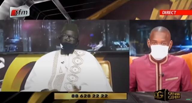 Pape Cheikh Diallo fait une révélation sur Moustapha Cissé LO