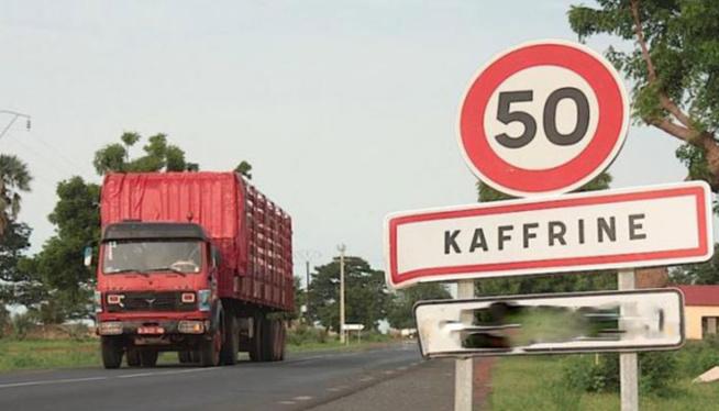 Kaffrine: jusque-là épargnée par le Covid-19, la région se barricade et demande un accompagnement de l'armée