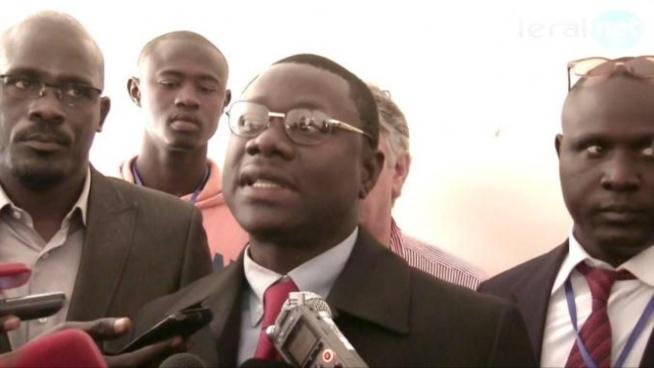 DIC / Famara Ibrahima Cissé libre: Aucune charge n'a été retenue contre lui