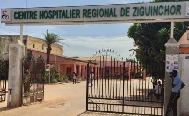 Les deux respirateurs octroyés à Ziguinchor sont sans accessoires, le professeur Ansoumana Diatta se révolte