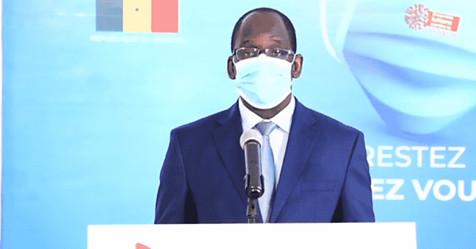 Abdoulaye Diouf Sarr : « En 30 jours, le nombre de cas positifs a plus que quintuplé »