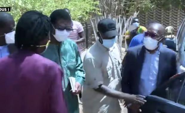 Après Youssou Ndour, Omar Pène, Ismaela Lo, Thione Seck, le ministre de la Culture Abdoulaye Diop était chez…