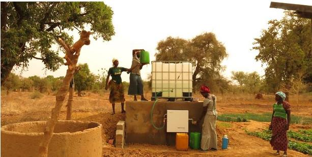 Face au Covid 19/ Pour une eau saine et à moindre coût: Oshun se mobilise en zone rurale