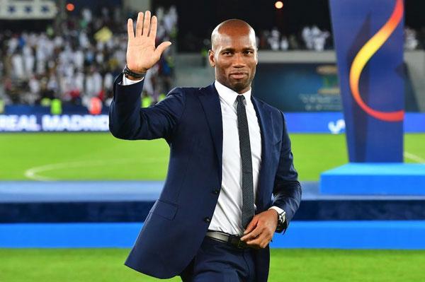 """FIF: Didier Drogba sur les traces de El Hadj Malick Sy """"Souris"""" et Youssoupha Ndiaye"""