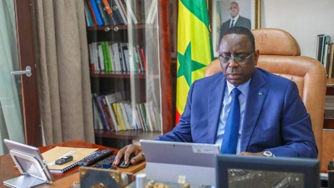 Covid-19 -La nouvelle demande Macky Sall au ministère de la santé