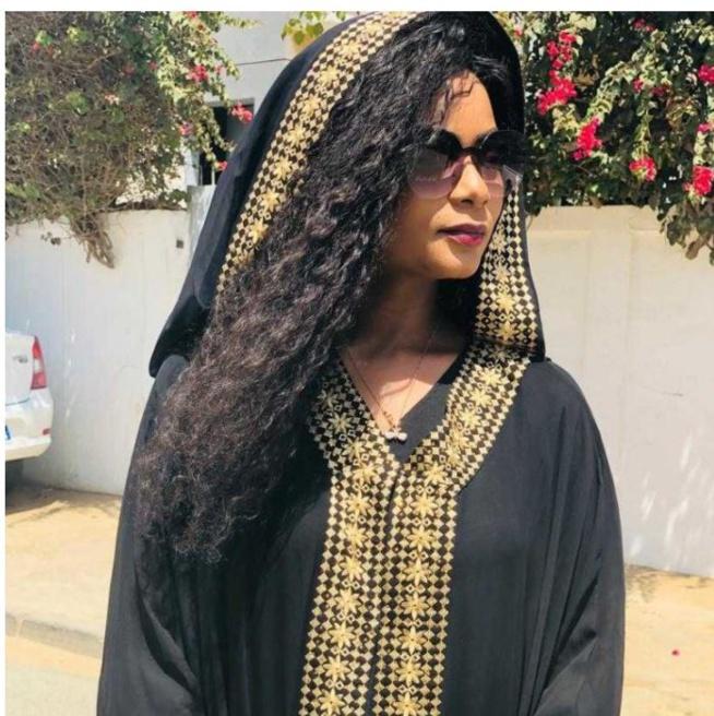 Nécrologie: La TFM frappée par un deuil ! Merry Beye Diouf vient de perdre son papa.