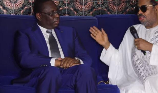 « Macky Sall va adopter les horaires du couvre-feu au ramadan » Ahmed Khalifa Niasse annonce la bonne nouvelle