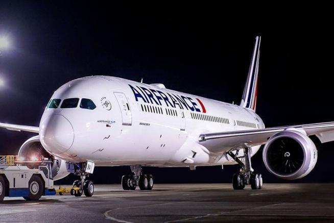 Reprise de ses vols vers le Sénégal à la mi-juin: Air France contredit l'info