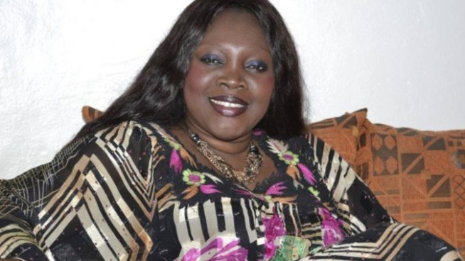 """Ndella Madior Diouf : """"Mais, qu'attend l'État pour mettre en quarantaine la TFM?"""""""