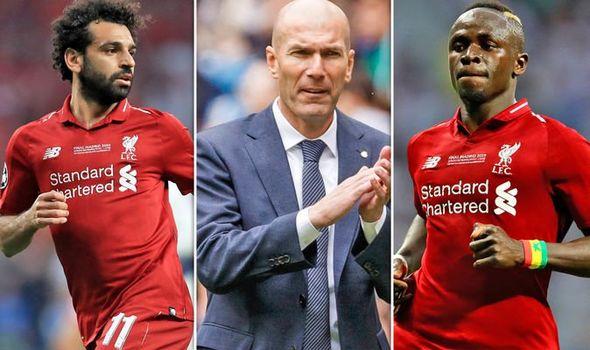 Cette proposition alléchante de Zinedine Zidane qu'a refusée Mohamed Salah