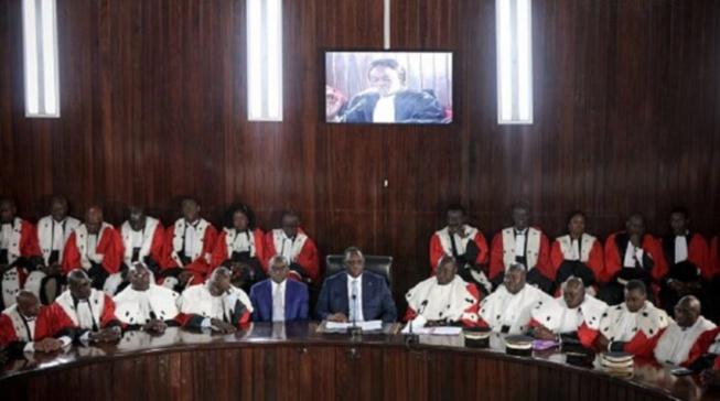 Conseil supérieur de la Magistrature: Les différentes mesures individuelles prises