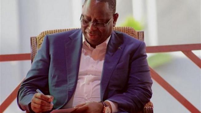 Reprise des cours le 02 Juin,post COVID-19… Les fortes mesures du Président Macky Sall (Communique)