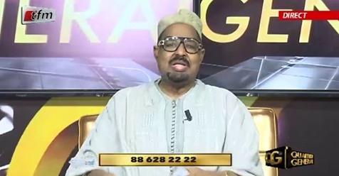 """Vidéo: Ahmed Khalifa Niasse: """"Taïb Socé est un voleur et aucun voleur ne mérite d'être aidé"""". Regardez !"""