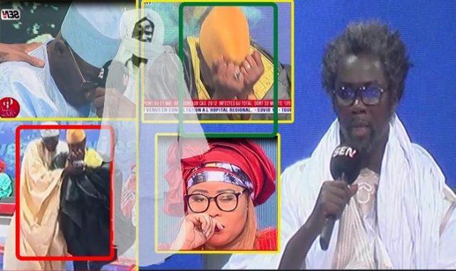Vidéo-GP -Spécial Serigne Touba: Émouvant, Cheikh Sarr évacué, les autres tombent en transe