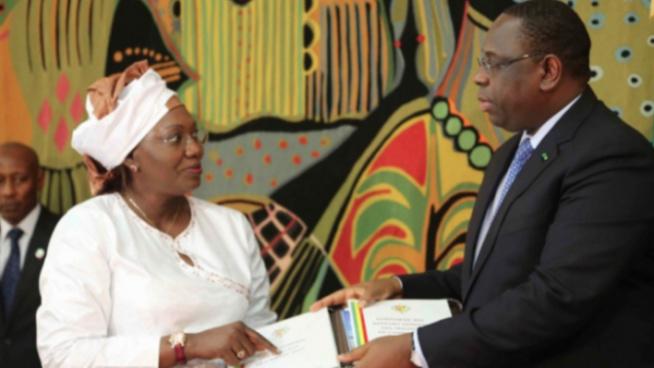 CESE : Aminata Tall est bel et bien nommée, malgré le démenti de la Présidence sur le décret qui avait fuité