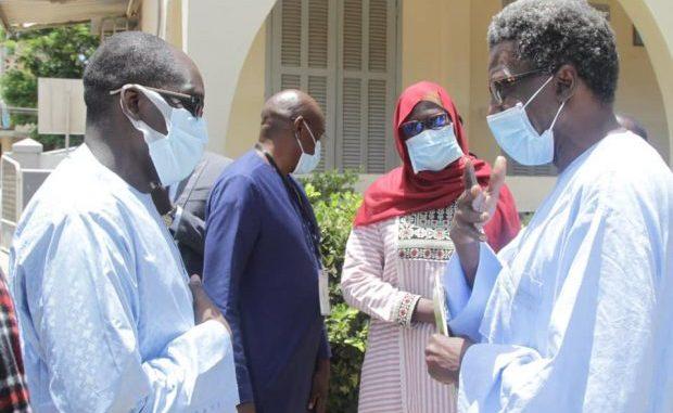 Pr Seydi vs Diouf Sarr : Macky Sall réagit et recadre l'un des deux