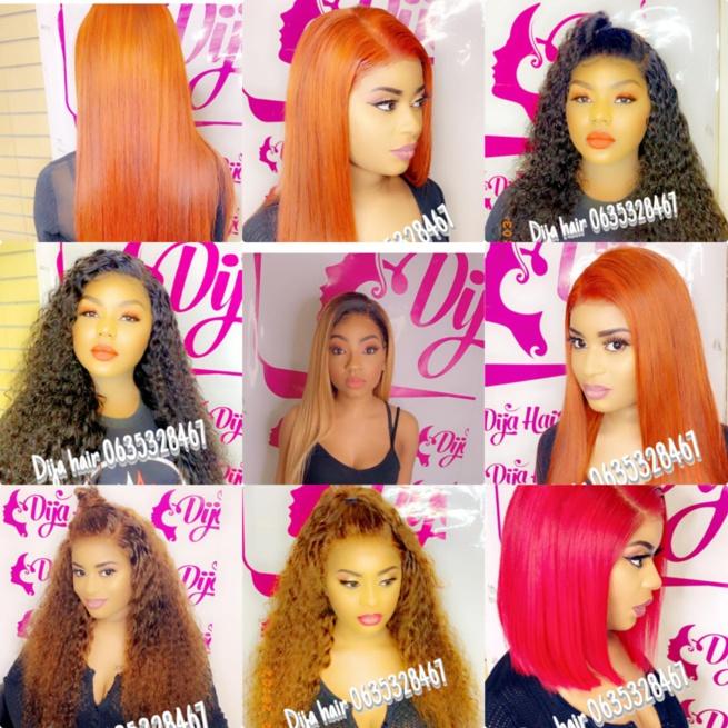 Une seule bonne adresse à Paris pour vos cheveux et vos coupes rendez-vous chez DIJA HAIR BY NDEYE KHADY 0635328467