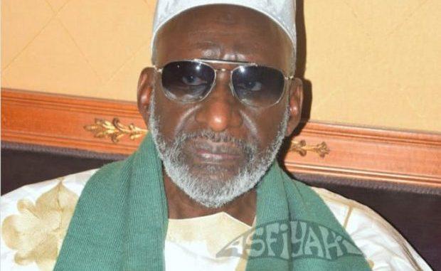 KORITÈ 2020: Déclaration de L'imam Thierno Saidou Mountaga Tall »la lune a été aperçue à Ndioum et Kaolack »