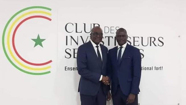 Exclusif: A huis clos , les Dessous de la réunion du club des investisseurs du Sénégal