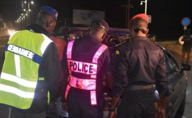 2 mois d'état d'urgence : Une prime de 7000 Fcfa par policier