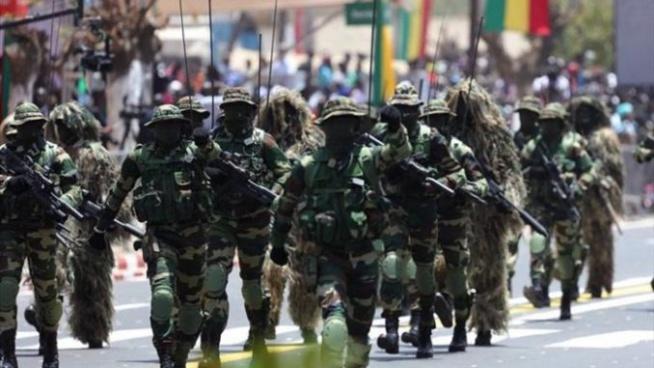 20 SOLDATS DE L'ARMÉE TESTÉS POSITIFS AU CORONAVIRUS