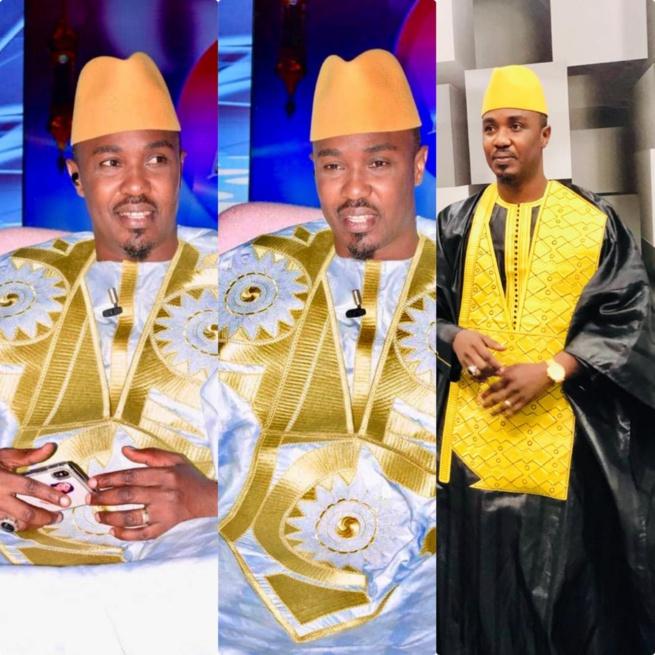 """Le meilleur animateur du Sénégal 2019-2020, Cheikh Sarr de la Zik FM savoure son sacre en mode super """"ndanane"""""""