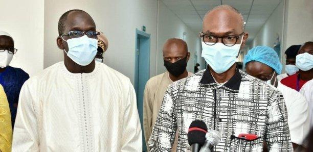 Coronavirus : Abdoulaye Diouf Sarr et Pr Moussa Seydi, la fin d'une brouille au sommet