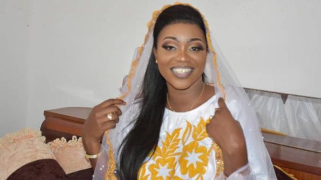 Mariage médias : Voici les images du mariage entre la belle Fana et Mor Talla Gaye de Gfm