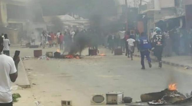 Échauffourées : Ça chauffe entre policiers et transporteurs à Touba