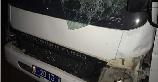 La furie des manifestants à Diourbel contre les voitures des forces de sécurité