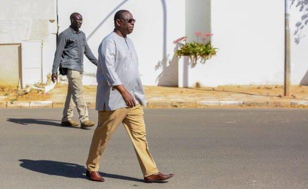 Manifestations violentes contre l'Etat d'urgence : Le Président Macky Sall avertit les sénégalais