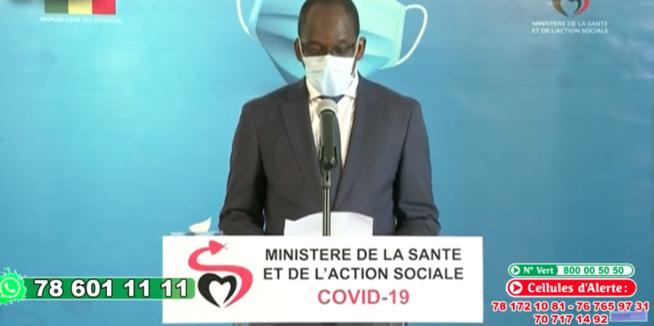 Le Sénégal enregistre 89 Nouveaux cas positifs ce Jeudi 4 juin